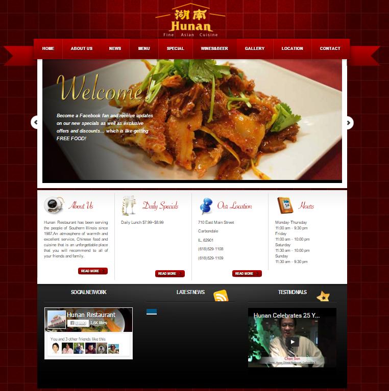 Hunan Fine Asian Cuisine